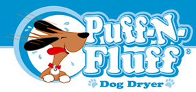 Dog Dryer | Puff and Fluff